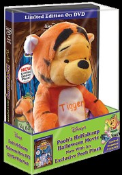 Buy Pooh's Heffalump Halloween Movie: Limited Edition DVD Gift Set with Plush from Amazon.com