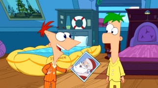 Phinea And Ferb Christmas Vacation