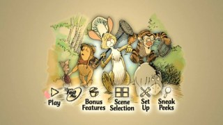 The animated Main Menu.