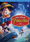 Click to buy Pinocchio: Platinum Edition, now available on Disney DVD.