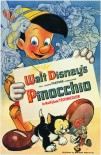 Pinocchio (1940) movie poster