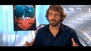 In the first of five behind-the-scenes featurettes, director Alexandre Aja explains how he wanted to recapture the fun of 1980s horror movies.