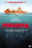 Piranha (2010) DVD cover art -- click to buy from Amazon.com