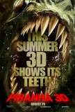 Piranha 3D (2010) movie poster