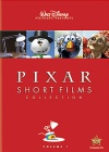 Pixar Short Films Collection, Volume 1 DVD cover art