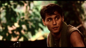 "Playing translator Specialist Four ""Gator"" Lerner, future major movie star Johnny Depp appears in one of the disc's deleted scenes."