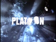 "In its trailer and TV ads, the title logo for ""Platoon"" featured a peace symbol that has since vanished."