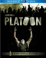 Platoon: Blu-ray + DVD combo cover art -- click to buy from Amazon.com