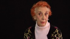 "Sitcom veteran Ann Guilbert (""The Dick Van Dyke Show"", ""The Nanny"") discusses Andra, her nonagenarian role in the film in the behind-the-scenes featurette."