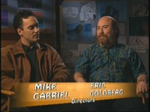 Directors Mike Gabriel and Eric Goldberg discuss the film in the half-hour documentary.