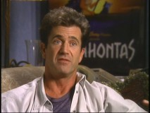 Mel Gibson comments on how animators sneak in certain mannerisms of the voice actor into the character.