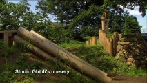"Studio Ghibli's nursery and wooden play area are briefly showcased in the aptly titled ""The Nursery."""