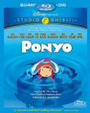 Buy Ponyo: Blu-ray/DVD Combo from Amazon.com