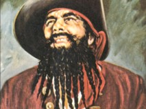 Blackbeard is one of several infamous pirates profiled.