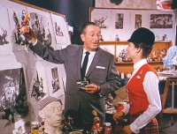 Walt Disney talks about the Pirates of the Caribbean attraction in an excerpt from his television program 'Wonderful World of Color.'