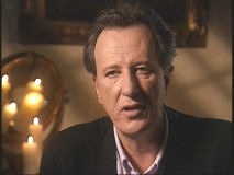 "Geoffrey Rush talks about ""Becoming Barbossa."""
