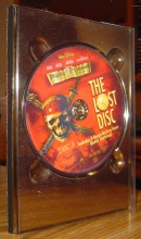 A look at the Lost Disc's packaging