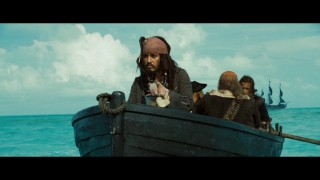 What is ahead for Captain Jack Sparrow?