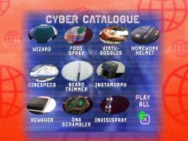 The Fall 2121 Cyber Catalogue.