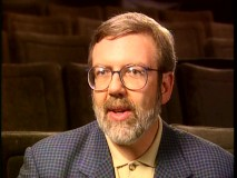 "No, Leonard Maltin is not here to warn you that ""Peter Pan"" was made in simpler times. He's just one of the interview subjects discussing and celebrating the film in the featurette ""You Can Fly."""
