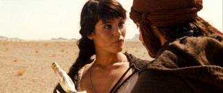 Gemma Arterton plays Princess Tamina, Dastan's foil, traveling companion, and love interest.