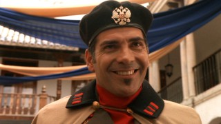 General Magnus Kane (Johnny Ray Rodriguez) is rightfully proud of himself for getting away with a brazen attack on the royal family as their useless staff stands back and gawks.