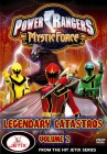Power Rangers Mystic Force: Volume 2 DVD cover