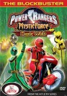 Power Rangers Mystic Force: Dark Wish - The Blockbuster DVD cover