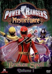 Buy Power Rangers Mystic Force: Volume 1 from Amazon.com