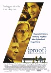 """Proof"" (2005) movie poster"