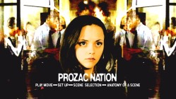 Prozac Nation's main menu.