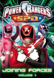 Buy Power Rangers S.P.D. Volume 1: Joining Forces from Amazon.com