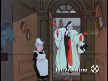 "As seen in ""1961 Disney Studio Album"", Cruella DeVil was one of several noteworthy Disney characters to grace the silver screen the same year as ""The Parent Trap."""