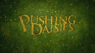 "The opening title for ""Pushing Daisies"" is designed with -- what else? -- daisies."