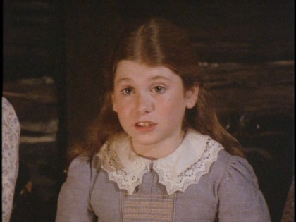 "Priscilla Weems as Hannah Scott, a young American girl living in the Australian Outback in ""Five Mile Creek."""