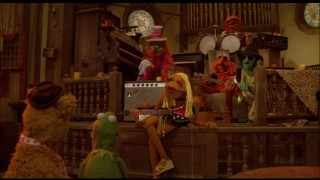 The Electric Mayhem rock this old church.