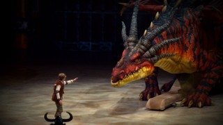 "DreamWorks' ""How to Train Your Dragon"" Live Spectacular is the subject of an unrelated but substantial Sneak Peek."