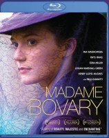 Madame Bovary (2015) Blu-ray Disc cover art -- click to buy from Amazon.com