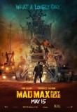 Mad Max: Fury Road (2015) movie poster