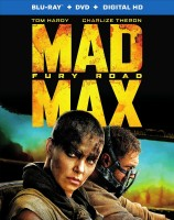 Mad Max: Fury Road Blu-ray + DVD + Digital HD combo pack cover art - click to buy from Amazon.com