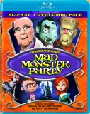 Mad Monster Party Blu-ray + DVD Combo Pack cover art -- click to buy from Amazon.com