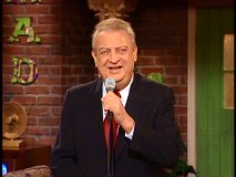 Even in 1997, Rodney Dangerfield still complained about not getting any respect.