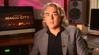 """Magic City"" creator, writer, and executive producer Mitch Glazer discusses ""The Golden Age of Music."""