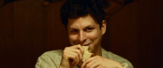 "Michael Cera reveals a new side, playing the sweatered, jocular Brink in ""Magic Magic."""