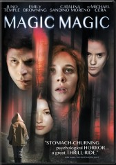 Magic Magic (2013) DVD cover art -- click to buy from Amazon.com