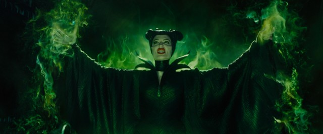 Maleficent Blu Ray Dvd Review