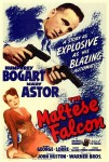 The Maltese Falcon (1941) movie poster