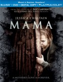 Mama: Blu-ray + DVD + Digital Copy + UltraViolet combo pack cover art -- click to buy from Amazon.com