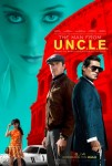 The Man from U.N.C.L.E. (2015) movie poster