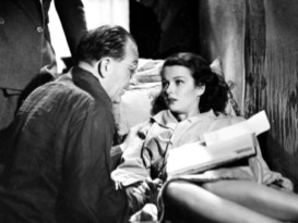 "The fruitful partnership of director Fritz Lang and actress Joan Bennett is discussed in ""Rogue Male: The Making of 'Man Hunt.'"""